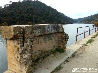 Garganta de Picadas - Vía Verde del Alberche; las mejores rutas de senderismo en madrid